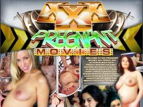 XXX Pregnant Movies - 100% Real Preggo Chicks!